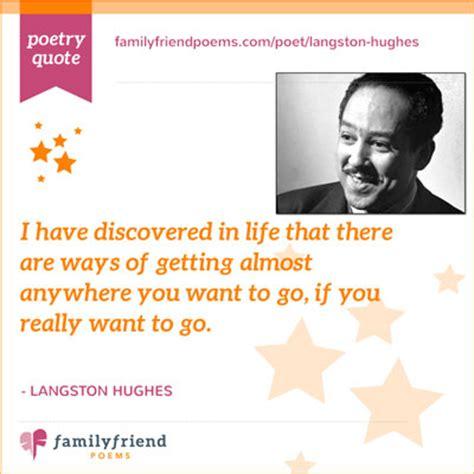 biography langston hughes short poems by langston hughes poet