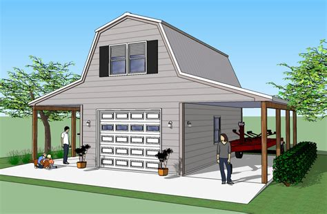 garages with apartments on top bainbridge garage apartment with two lean tos