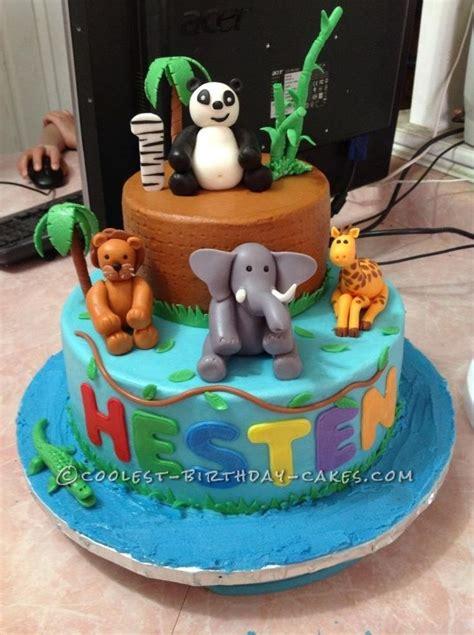 zoo themed birthday cake ideas zoo animal cake birthday ideas pinterest birthday cake
