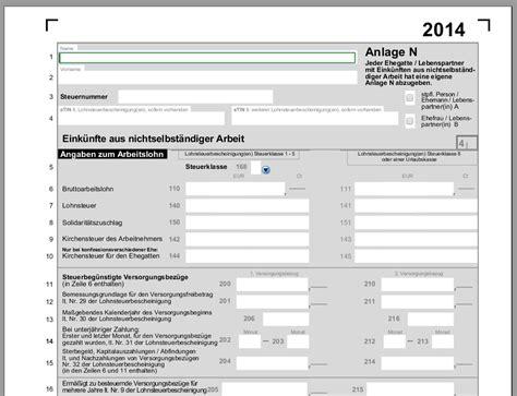Muster Elster Formular Esteuer Auf Dem Vormarsch 16 Mio Steuererkl 228 Rungen In 2014 Techfieber Smart Tech
