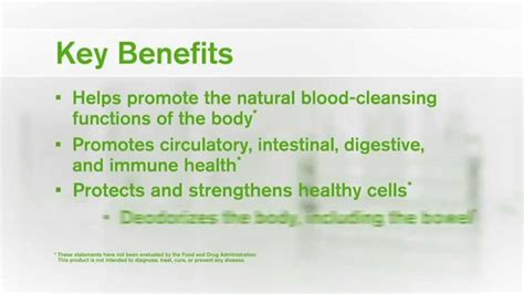 Liver And Kidney Detox Benefits by Liquid Chlorophyll Benefits Detox Colon