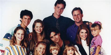 the new full house exclusive full house reboot here are the kids of the new generation showbiz411