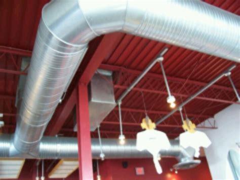 Chipotle Lights Open Ceiling Light Fixtures Salon Open Ceiling Lighting