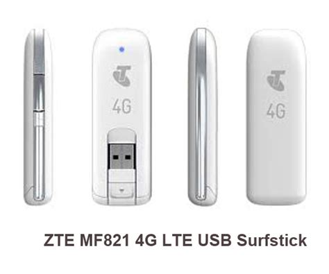 Modem Usb Zte zte mf821 4g lte surfstick reviews specs unlcoked zte mf821 buy zte mf821 4g lte usb modem