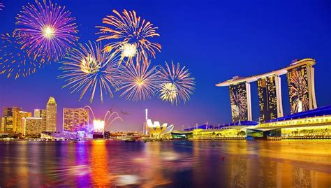 new year celebration in singapore 2018 celebrate new years 2018 in asia