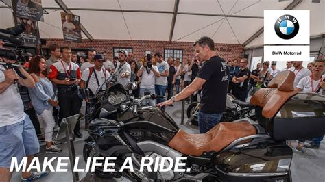 Bmw Motorrad R Ckrufaktion 2017 by Bmw Motorrad Days 2017 Bmw Motorrad Presents Spezial