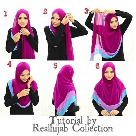 instagram tentang tutorial hijab 17 best images about hijab fashion idea on pinterest
