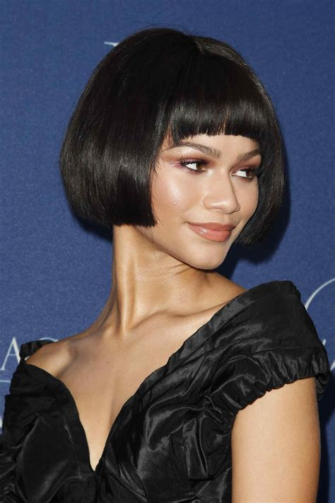 weaved lob hairstyle bob haircuts with bangs for black women lucyh info