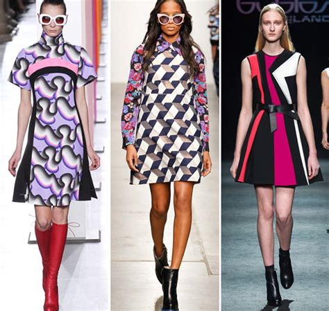 patterns or trends in data collected fall winter 2015 2016 print trends fashionisers
