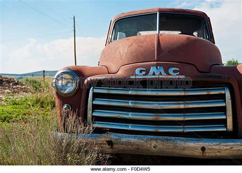 gmc vintage trucks truck classic 1940s stock photos truck classic 1940s