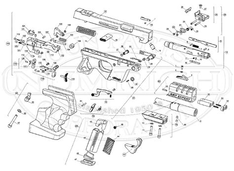 walther p22 parts diagram walther p22 parts diagram 28 images walther parts