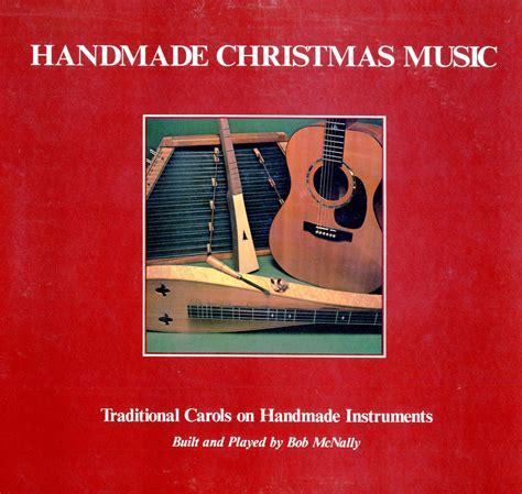 Handmade Songs Album - mcnally bob handmade volume 1 hcr100