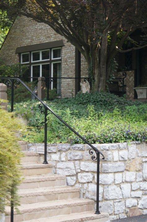 Home Design European Style wrought iron railing design ideas for a tudor home