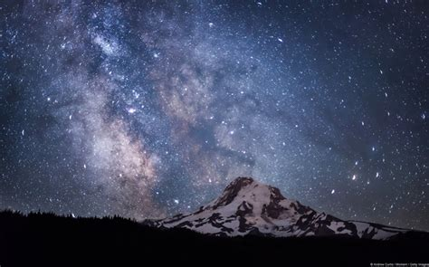 galaxy theme for windows 10 mount hood over the galaxy windows theme wallpaper