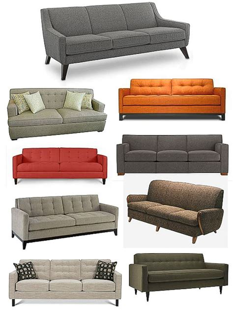 Affordable Mid Century Modern Sofas with 28 Places To Shop For An Affordable Midcentury Modern Style Sofa Retro Renovation