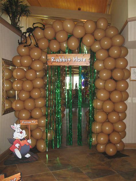 Balloon Decor of Central California   ENTRANCE