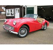 1961 Triumph TR3A  Flickr The Car Spy 27jpg Wikimedia