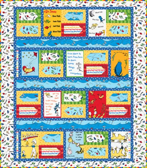 Dr Seuss Quilt Pattern Free by Here To There Free Pattern Robert Kaufman Fabric Company