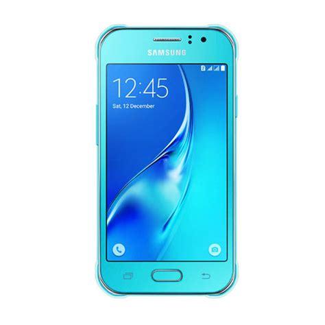 Hp Samsung J1 Ace Blue jual samsung galaxy j1 ace sm j111f ds smartphone blue