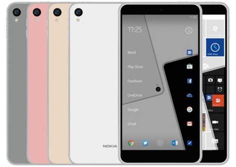 Hp Nokia Android Dua Kamera kembali beredar bocoran gambar nokia c1 hp android pertama nokia jeripurba