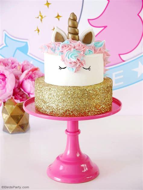 printable birthday cake decorations how to make a unicorn birthday cake party ideas party