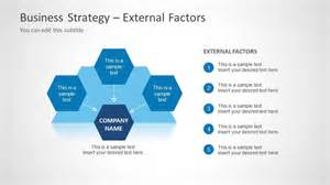 business strategy template powerpoint business strategy diagram for powerpoint slidemodel