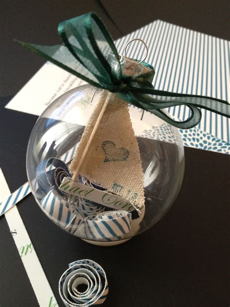 beach nautical wedding favors ornaments weddingbee