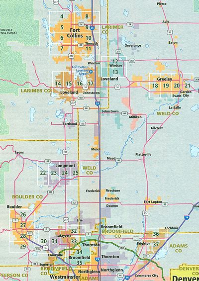 map of colorado front range occasion conducting possibly everyones subsequently less