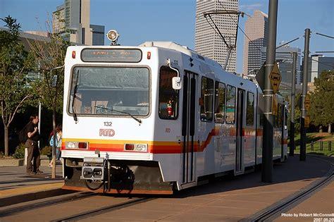 Rtd Light Rail Denver by Rtd Denver Light Rail Style