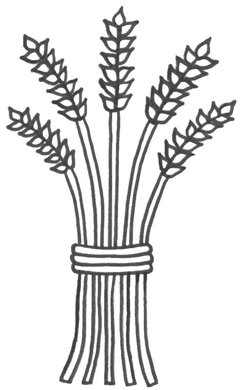 wheat for naomi and ruth project printables and