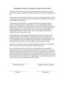 psychotherapy forms templates best photos of psychotherapy informed consent template