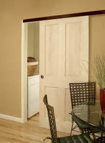 step to a successful converging pocket door