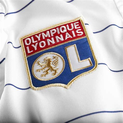 olympique lyonnais   kits released footy headlines