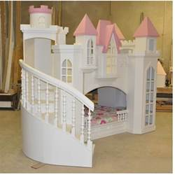 castle bed for princess castle bed plans bed plans diy blueprints