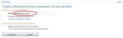 membuat email nama sendiri gratis membuat akun email gratis dengan nama domain sendiri via