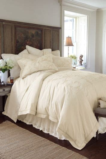 off white bedding off white comforter fluffy soft bed dream house