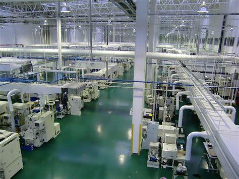 compressor factory  air conditioner completed fujitsu general