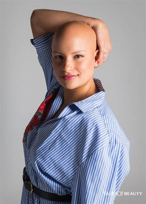 photos of women with no hair 728 best images about bald girls on pinterest male