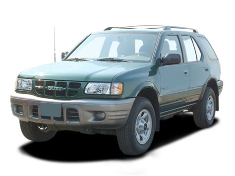 Isuzu Trooper 2004 Review Isuzu Trooper Reviews Research New Used Models Motor