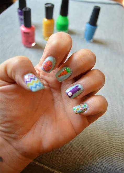 nail art easter tutorial easter egg nail art tutorial style on main