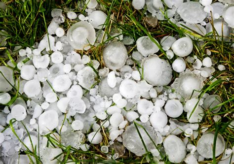 Patio Homes How To Prevent Hail Damage And Stay Safe
