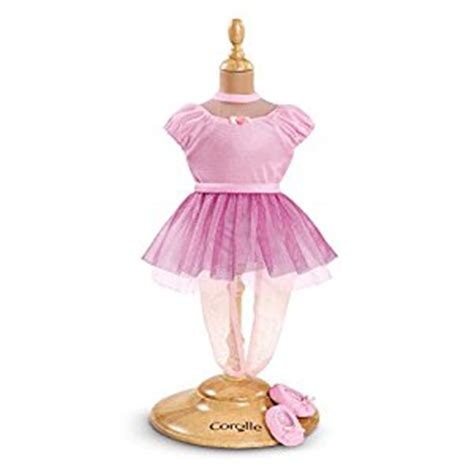 corolle doll swing com corolle mademoiselle ballerina fashion set for