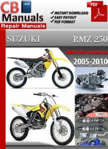free online car repair manuals download 2010 suzuki equator auto manual suzuki rmz 250 2005 2010 service repair manual ebooks automotive