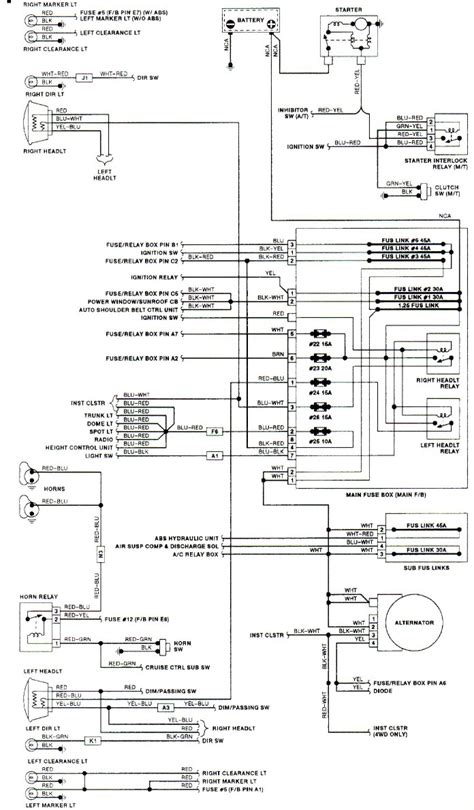 1991 vanagon power window wiring diagram 40 wiring