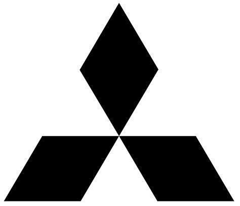 mitsubishi logo png mitsubishi car png images free
