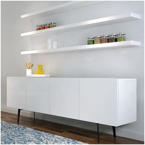 floating cabinets ikea floating white shelf home design