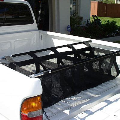 pickup truck bed accessories cargo catch pickup truck bed organizers by graham custom truck accessories llc
