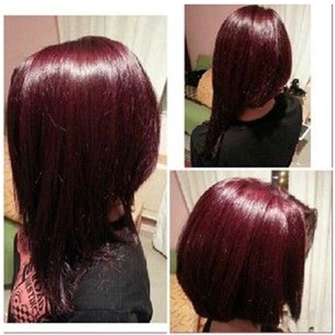 chocolate cherry brown hair photos chocolate covered cherry hair color dark brown hairs of