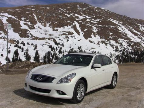how does cars work 2012 infiniti g25 lane departure warning video 2012 infiniti g25 awd 0 60 mph high altitude colorado review the fast lane car