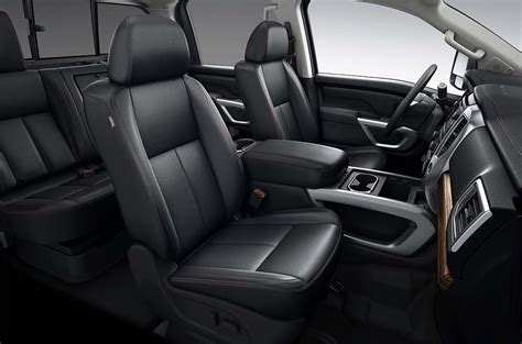 2016 nissan titan xd interior first drive 2016 nissan titan xd thedetroitbureau com